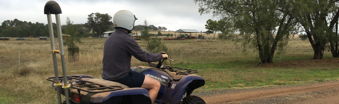 The Quad Bike Workplace Safety Survey